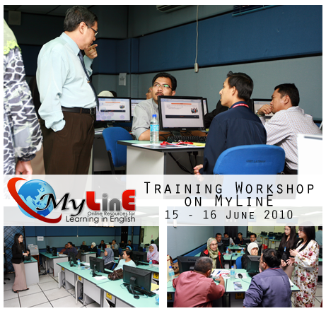 Picture MyLinE Training 2010
