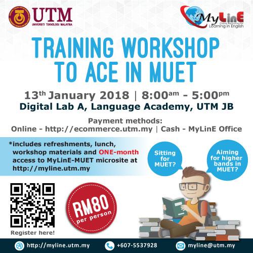 MUET Workshop