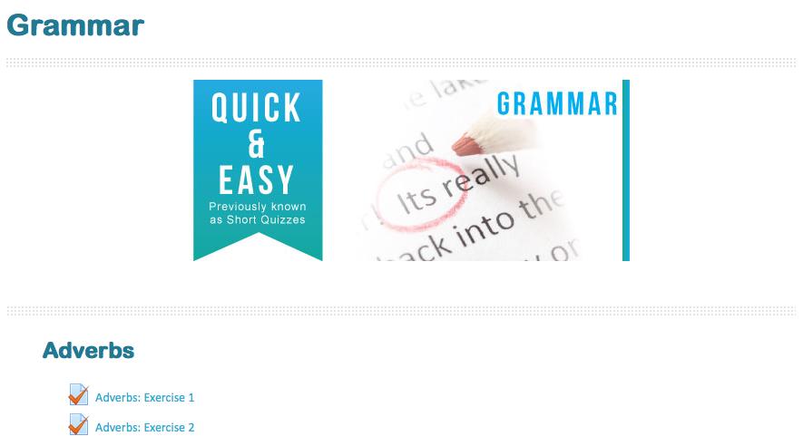 Quick & Easy